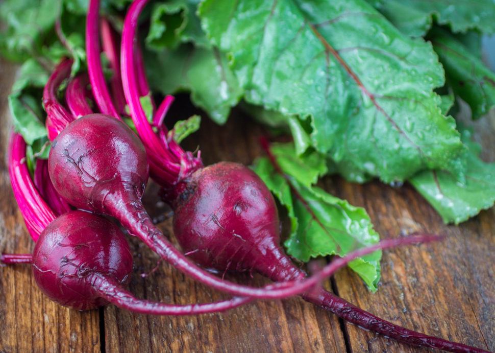 Vegetables of Summer: Beets
