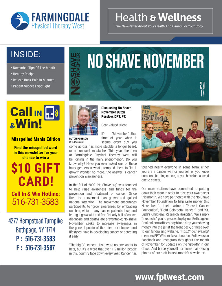 nov17 nl 2 November Newsletter
